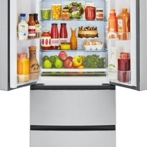 Haier HRF15N3AGS 15 Cu. Ft. Refrigerator