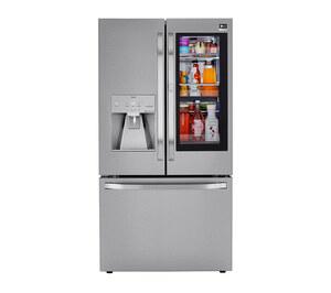LG SRFVC2406S 24 Cu. Ft. Refrigerator