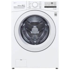 LG WM3400CW 4.5 Cu.Ft. Washer