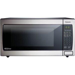 Panasonic Microwave Oven NN-SN766S 1.6 Cu. Ft.