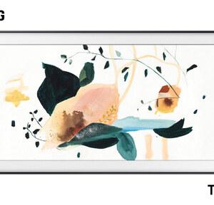 Samsung QN75LS03TAFXZA 75″ 4K Smart TV