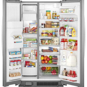 Whirlpool WRS321SDHZ 33-Inch Refrigerator