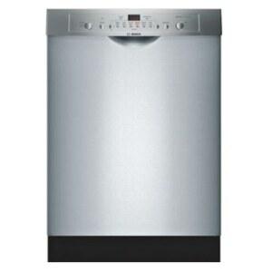 Bosch SHE3AR75UC 24-Inch Dishwasher