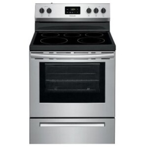 Frigidaire FCRE3052AS 30-Inch Electric Range