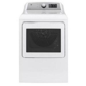 GE GTD72GBSNWS 7.4 Cu. Ft. Gas Dryer