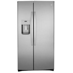GE GZS22IYNFS 21.8 Cu. Ft. Refrigerator