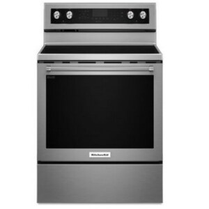 KitchenAid KFEG500ESS 30-Inch Electric Range