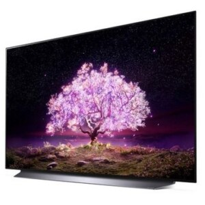 LG OLED48C1PUB 48-Inch 4K Smart TV