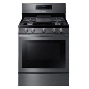 Samsung NX58R5601SG/AA 5 Burners Gas Range