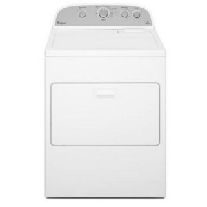 Whirlpool WED5000DW 7.0 Cu. Ft. Electric Dryer