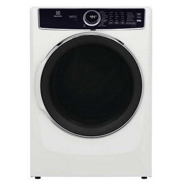 Electrolux ELFE7637AW 8 Cu. Ft. Electric Dryer