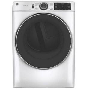 GE GFD65ESSNWW 7.8 Cu. Ft. Electric Dryer