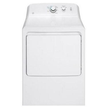 GE GTD33EASKWW 7.2 Cu. Ft. Electric Dryer
