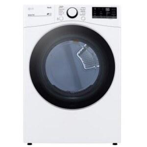 LG DLE3600W 7.4 Cu. Ft. Electric Dryer