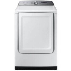Samsung DVG50R5200W/A3 7.4 Cu. Ft. Gas Dryer